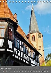 Kirchen und Klöster deutsche Kleinode (Tischkalender 2019 DIN A5 hoch) - Produktdetailbild 10