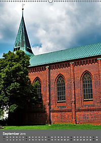 Kirchen und Klöster deutsche Kleinode (Wandkalender 2019 DIN A2 hoch) - Produktdetailbild 9