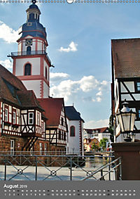Kirchen und Klöster deutsche Kleinode (Wandkalender 2019 DIN A2 hoch) - Produktdetailbild 8
