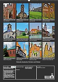Kirchen und Klöster deutsche Kleinode (Wandkalender 2019 DIN A2 hoch) - Produktdetailbild 13