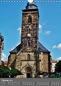 Kirchen und Klöster deutsche Kleinode (Wandkalender 2019 DIN A4 hoch) - Produktdetailbild 2