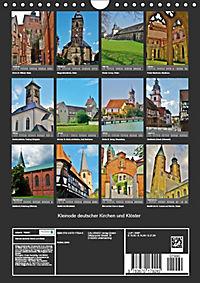 Kirchen und Klöster deutsche Kleinode (Wandkalender 2019 DIN A4 hoch) - Produktdetailbild 13
