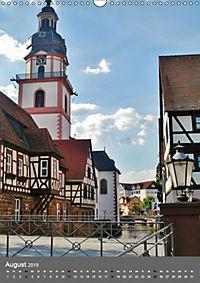 Kirchen und Klöster deutsche Kleinode (Wandkalender 2019 DIN A3 hoch) - Produktdetailbild 8