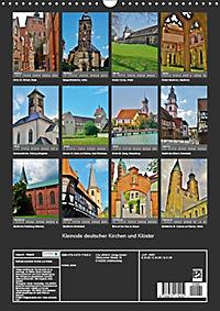 Kirchen und Klöster deutsche Kleinode (Wandkalender 2019 DIN A3 hoch) - Produktdetailbild 13