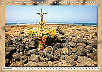 Kirchen und Kreuze auf Fuerteventura (Tischkalender 2019 DIN A5 quer) - Produktdetailbild 2