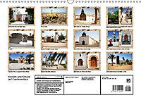 Kirchen und Kreuze auf Fuerteventura (Wandkalender 2019 DIN A3 quer) - Produktdetailbild 13
