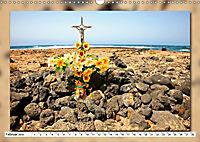 Kirchen und Kreuze auf Fuerteventura (Wandkalender 2019 DIN A3 quer) - Produktdetailbild 2
