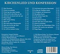 Kirchenlied Und Konfession - Produktdetailbild 1