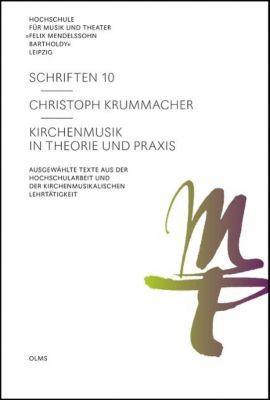 Kirchenmusik in Theorie und Praxis, Christoph Krummacher