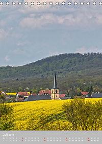 Kirchentürme in Franken (Tischkalender 2019 DIN A5 hoch) - Produktdetailbild 7