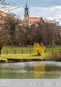 Kirchentürme in Franken (Tischkalender 2019 DIN A5 hoch) - Produktdetailbild 4