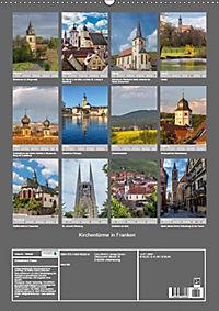 Kirchentürme in Franken (Wandkalender 2019 DIN A2 hoch) - Produktdetailbild 12