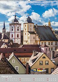 Kirchentürme in Franken (Wandkalender 2019 DIN A2 hoch) - Produktdetailbild 2