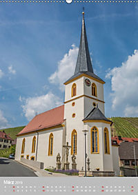Kirchentürme in Franken (Wandkalender 2019 DIN A2 hoch) - Produktdetailbild 3