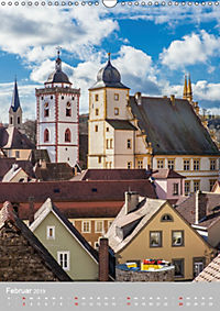 Kirchentürme in Franken (Wandkalender 2019 DIN A3 hoch) - Produktdetailbild 2