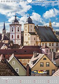 Kirchentürme in Franken (Wandkalender 2019 DIN A4 hoch) - Produktdetailbild 2