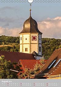Kirchentürme in Franken (Wandkalender 2019 DIN A4 hoch) - Produktdetailbild 8