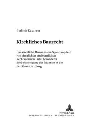 Kirchliches Baurecht, Gerlinde Katzinger