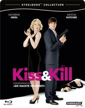 Kiss & Kill Steelcase Edition