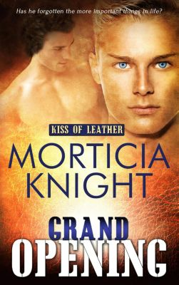 Kiss of Leather: Grand Opening, Morticia Knight