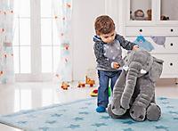 "Kissen ""Elefant"" - Produktdetailbild 2"
