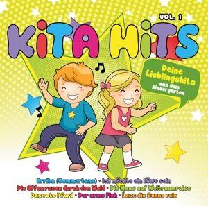 Kita Hits Vol.1/Lieblingshits Aus Dem Kindergarten, Various