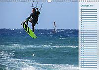 Kitesurfen - Wind und Wellen (Wandkalender 2019 DIN A3 quer) - Produktdetailbild 4