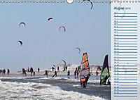 Kitesurfen - Wind und Wellen (Wandkalender 2019 DIN A3 quer) - Produktdetailbild 13