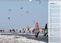 Kitesurfen - Wind und Wellen (Wandkalender 2019 DIN A3 quer) - Produktdetailbild 8