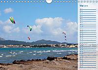 Kitesurfen - Wind und Wellen (Wandkalender 2019 DIN A4 quer) - Produktdetailbild 5