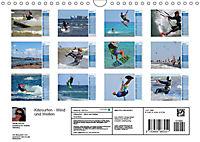 Kitesurfen - Wind und Wellen (Wandkalender 2019 DIN A4 quer) - Produktdetailbild 13