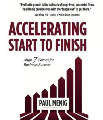 Kitsap Publishing: Accelerating Start to Finish, Paul Menig