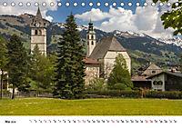 Kitzbühel, Sportstadt und Wanderparadies (Tischkalender 2019 DIN A5 quer) - Produktdetailbild 5