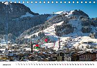Kitzbühel, Sportstadt und Wanderparadies (Tischkalender 2019 DIN A5 quer) - Produktdetailbild 1