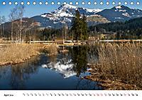 Kitzbühel, Sportstadt und Wanderparadies (Tischkalender 2019 DIN A5 quer) - Produktdetailbild 4