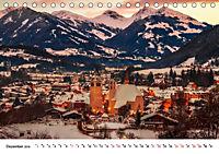 Kitzbühel, Sportstadt und Wanderparadies (Tischkalender 2019 DIN A5 quer) - Produktdetailbild 12
