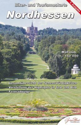 KKV Biker- und Tourismuskarte Nordhessen