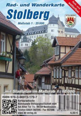 KKV Rad- und Wanderkarte Stolberg -  pdf epub