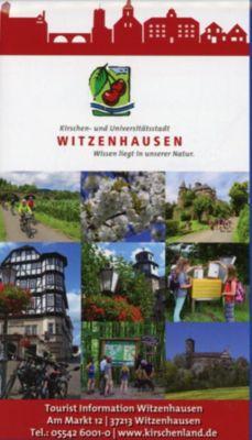 KKV Rad- und Wanderkarte Witzenhausen
