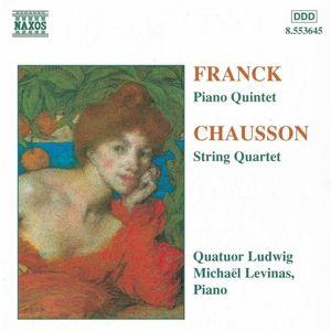 Kl. Quint. & Str. Quart*Levina, Michael Levinas, Quatuor Ludwig