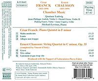 Kl. Quint. & Str. Quart*Levina - Produktdetailbild 1