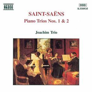 Kl.Trio 1+2*Naxos, Joachim Trio