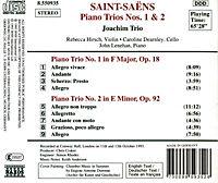 Kl.Trio 1+2*Naxos - Produktdetailbild 1