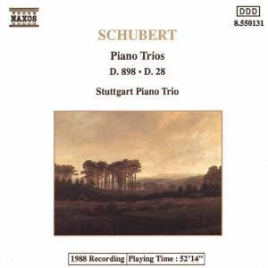 Kl.Trio1*Naxos, Stuttgarter Klaviertrio