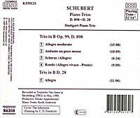 Kl.Trio1*Naxos - Produktdetailbild 1