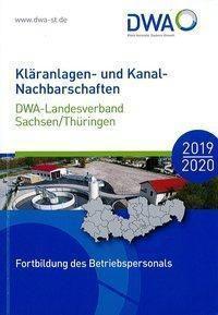 Kläranlagen- und Kanal-Nachbarschaften 2019/2020 -  pdf epub