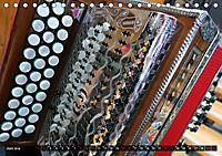 Klangvielfalt Akkordeon (Tischkalender 2019 DIN A5 quer) - Produktdetailbild 6
