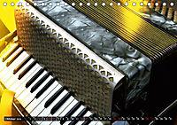 Klangvielfalt Akkordeon (Tischkalender 2019 DIN A5 quer) - Produktdetailbild 10