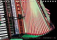 Klangvielfalt Akkordeon (Tischkalender 2019 DIN A5 quer) - Produktdetailbild 9