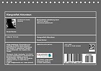 Klangvielfalt Akkordeon (Tischkalender 2019 DIN A5 quer) - Produktdetailbild 13